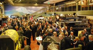2012 Canadian Reception at the National Space Symposium.