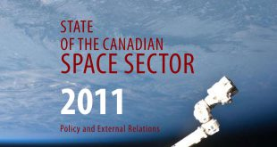 State of the Canadian Spaced Sector 2011