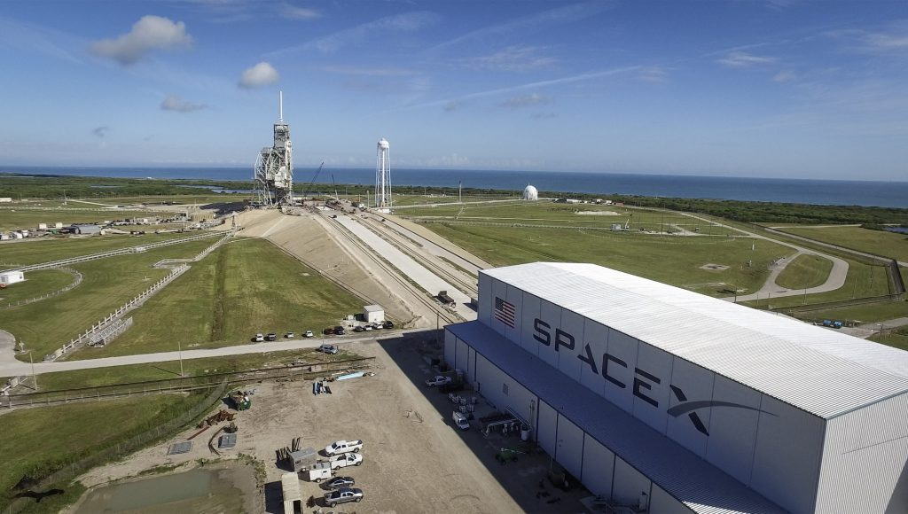 SpaceX Launch Complex 39A (LC-39A)