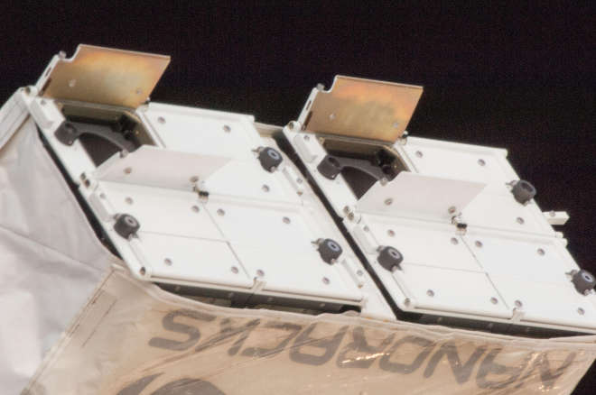 NanoRacks CubeSat Deployer