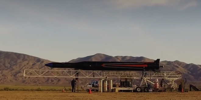Vector Space Systems Vector-H launch vehicle