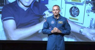 Astronaut David Saint-Jacques discusses new science experiments