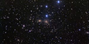 The Coma Cluster of galaxies
