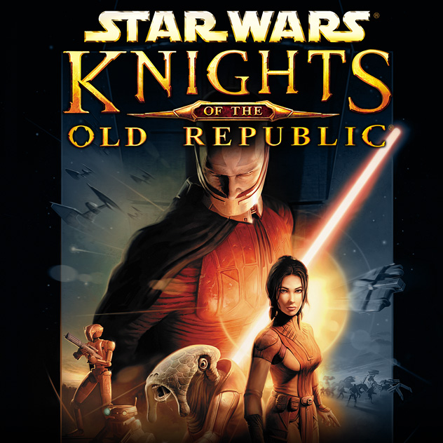 Star Wars game Knights of the Old Republic