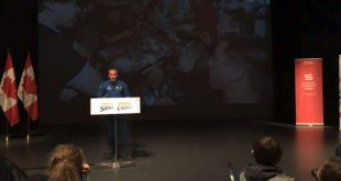 Canadian Space Agency astronaut David Saint-Jacques talks about his upcoming mission and the new CSA/NSERC, Little Inventors collaboration
