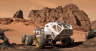 """A Mars Ascent Vehicle (MAV) is a key mode of transportation on the Red Planet in """"The Martian."""""""