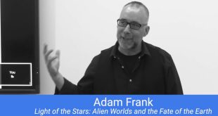 Astrophysicist Adam Frank