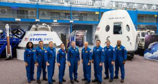 NASA astronauts named for the Commercial Crew program