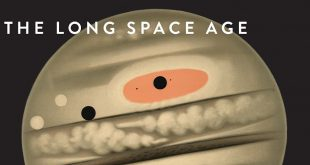 The Long Space Age partial book cover