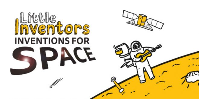 David Saint-Jacques Announces Little Inventors: Inventions for Space Contest Winners