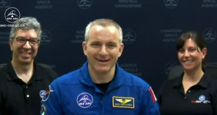 David Saint-Jacques post-landing first news conference