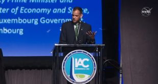 IAC 2019: Plenary 3 - PLENARY 3 The Long-Term Sustainability of Outer Space: Advancing the Space Economy and Sustaining Space Industry Through Solutions to Space Security Issue