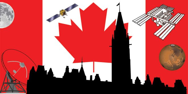 Canada in Space